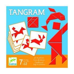 Joc interactiv de logica Tangram