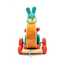 Jucarie de tras Iepurasul Bunny boum