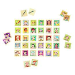 Set stimulare memorie si invatare culori - Twinis memo