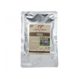 Vopsea organica Pudra Le Erbe di Janas, culoare indigo 100gr