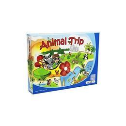 Lumea animalelor - Animal trip - invata unde sunt animalele lumii