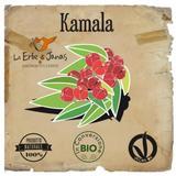 Vopsea organica - Pudra ayurvedica de Kamala - Erbe di Janas culoare aramiu, 100gr