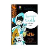 Domnisoara Goth la rascrucea groazei - Chris Riddell, editura Corint