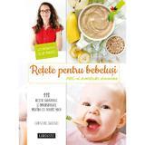 Retete pentru bebelusi. ABC-ul diversificarii alimentare - Christine Zalejski, editura Litera
