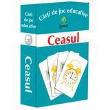 Ceasul - Carti de joc educative, editura Gama