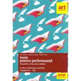 Teste pentru performanta la olimpiade si concursuri scolare - Clasele 7-8 - Limba si literatura romana 2018 - Ana Coman, editura Grupul Editorial Art