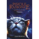 Pisicile razboinice vol.13: Puterea celor trei. Viziunea - Erin Hunter, editura All