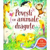 Povesti cu animale dragute, editura Girasol