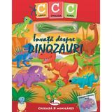 Copiii creeaza carti: Invata despre dinozauri, editura Aramis