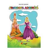Frumoasa adormita - Carte de colorat, editura Roxel Cart