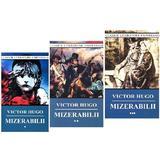 Mizerabilii vol.1+2+3 ed. 2018 - Victor Hugo, editura Cartex