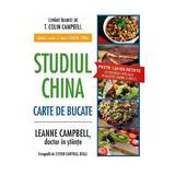 Studiul China. Carte de bucate - LeAnne Campbell, editura Adevar Divin