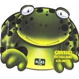 Broasca. Abtibilduri colorate, editura Alias