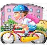 Bicicleta. Abtibilduri colorate, editura Alias