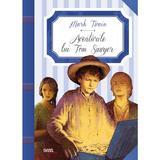 Aventurile lui Tom Sawyer - Mark Twain, editura Litera