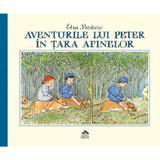 Aventurile lui Peter in Tara Afinelor - Elsa Beskow, editura Cartea Copiilor