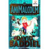 AniMalcolm - David Baddiel, editura Gama