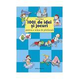 1001 de idei si jocuri pentru a scapa de plictiseala - Almuth Bartl, editura Nomina
