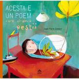 Acesta e un poem care vindeca pestii - Jean-Pierre Simeon, Olivier Tallec, editura Cartea Copiilor
