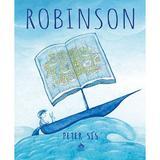 Robinson - Peter Sis, editura Cartea Copiilor
