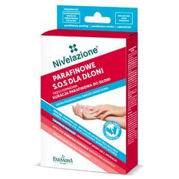 Tratament cu Parafina pentru Maini si Unghii - Farmona Nivelazione S.O.S. Paraffin Hand and Nail Treatment, 6g + 4g