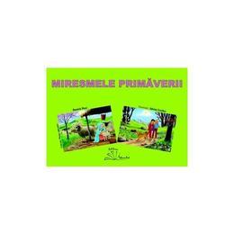 Miresmele primaverii - Dosa Daniela, Cerchez Adrian, editura Tehno-art