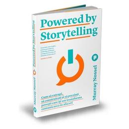 Powered by Storytelling - Murray Nossel, editura Publica