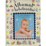 Albumul bebelusului (Bleu), editura Girasol