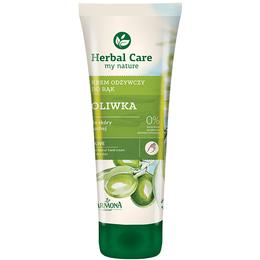 Crema Nutritiva pentru Maini cu Extract de Masline - Farmona Herbal Care Olive Nutritional Hand Cream, 100ml