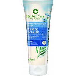 Crema Regeneratoare pentru Maini cu Extract de Seminte de In - Farmona Herbal Care Flaxseed Regenerating Hand Cream, 100ml