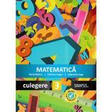Matematica - Clasa 3 - Culegere - Delia Boieru, Cristina Ungur, Valentina Nap, editura Sinapsis