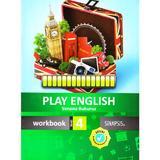 Play English Level 4 - Simona Buburuz, editura Sinapsis