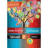 Ne pregatim pentru evaluare - Clasa 2 - Limba romana. Matematica - Simona Brie, Adina Micu, editura Sinapsis