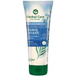 Crema Regeneratoare pentru Picioare cu Extract de Seminte de In - Farmona Herbal Care Flaxseed Regenerating Foot Cream, 100ml