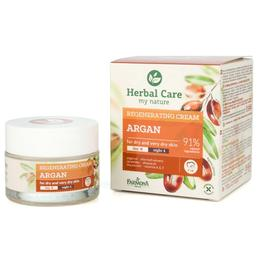 Crema Regeneratoare de Zi/Noapte cu Argan - Farmona Herbal Care Argan Regenerating Cream Day/Night, 50ml