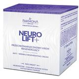 Crema Antirid Regeneranta de Noapte - Farmona Neuro Lift+ Night Anti-Wrinkle Regenerating Cream, 50ml