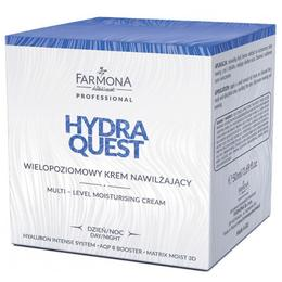 Crema Hidratanta Multifunctionala - Farmona Hydra Quest Multi-Level Moisturising Cream, 50ml