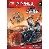 Lego Ninjago 7 ani + - Fiii lui Garmadon, editura Mara