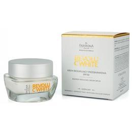 Crema de Zi pentru Reducerea Petelor SPF 30 - Farmona Revolu C-White Blemish Reducing Cream, 50ml