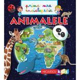 Animalele - Prima mea enciclopedie, editura Niculescu