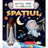 Spatiul - Prima mea enciclopedie, editura Niculescu
