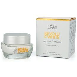 Crema Restructuranta de Noapte - Farmona Revolu C-White Restructuring Night Cream, 50ml