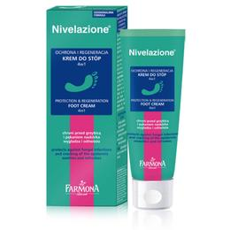 Crema Protectoare si Regeneranta pentru Picioare 4 in 1 - Farmona Nivelazione Protection & Regeneration Foot Cream 4 in 1, 30ml