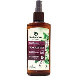 Balsam-Spray cu Extract de Urzica pentru Par Gras - Farmona Herbal Care Nettle Conditioner for Oily and Floppy Hair, 200ml