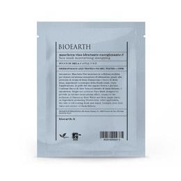 Masca ten energizanta cu suc de mere - Bioearth, 15 ml