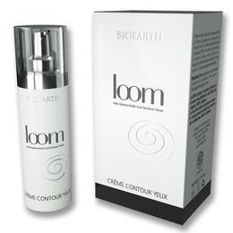 Crema contur ochi bio cu melc - Loom Bioearth, 30 ml