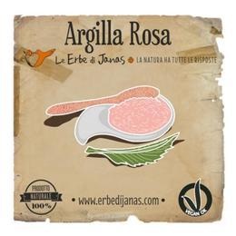 Masca de fata - Argila roz Erbe di Janas, 50 g
