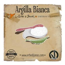 Masca de fata Argila alba Erbe di Janas 50 g de la esteto.ro
