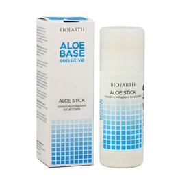 Gel de fata stick Aloe Aloebase - Bioearth, 40 ml