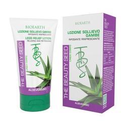 Lotiune pentru picioare obosite - Bioearth, 150 ml
